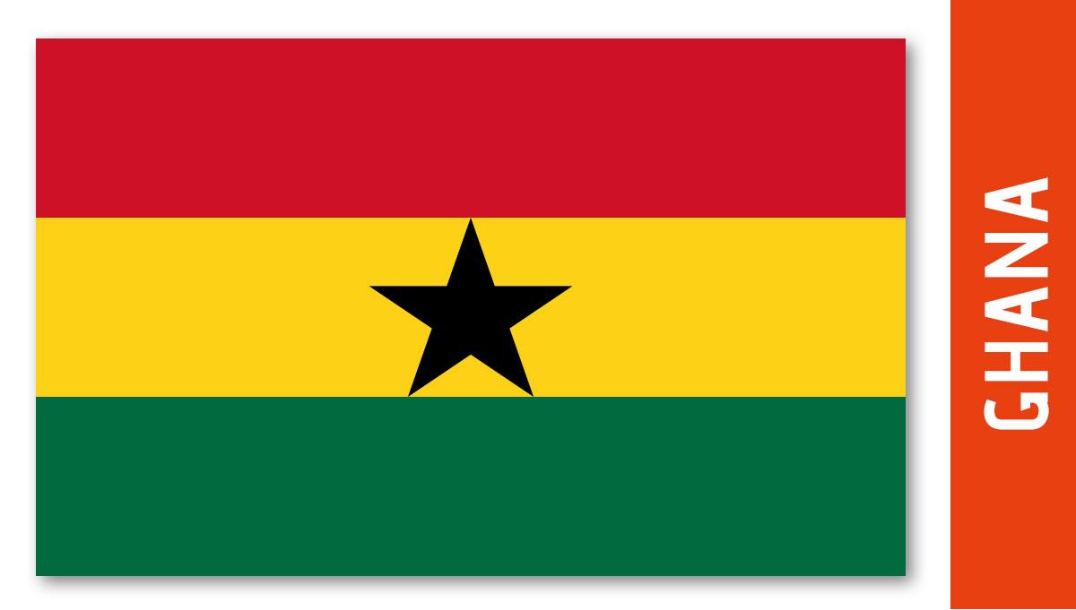 Kategorie - Ghana