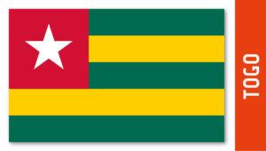 Kategorie - Togo