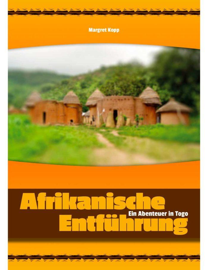 Das Cover von Afrikanische Entführung