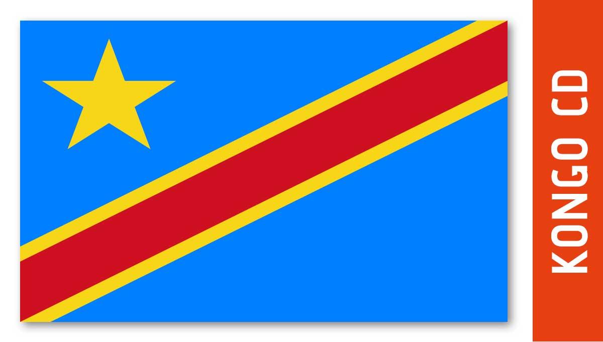 Kongo, Demokratische Republik