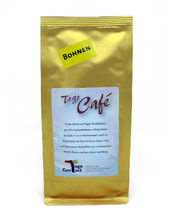 Togo-Kaffee - Bohnen