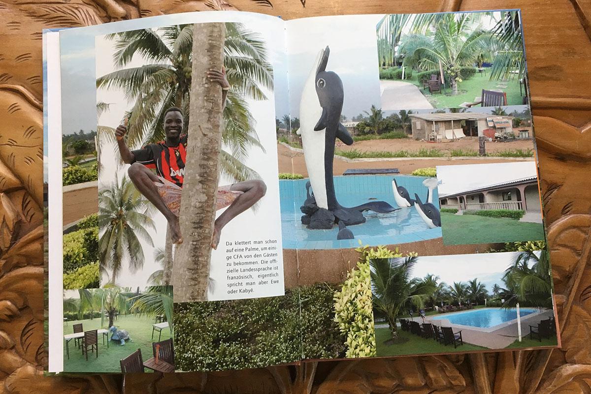 Togo-Bildband - Inhalt