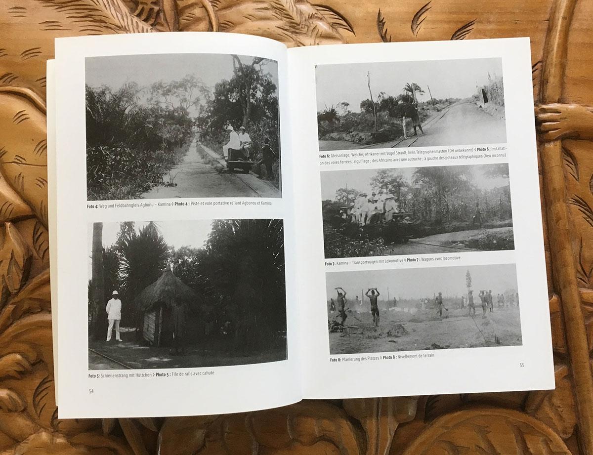 Mit vielen bisher unveröffentlichten originalen Bildern