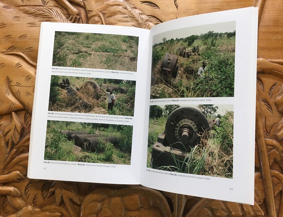Am Ende runden aktuelle Bilder der Funkstation das Buch ab.