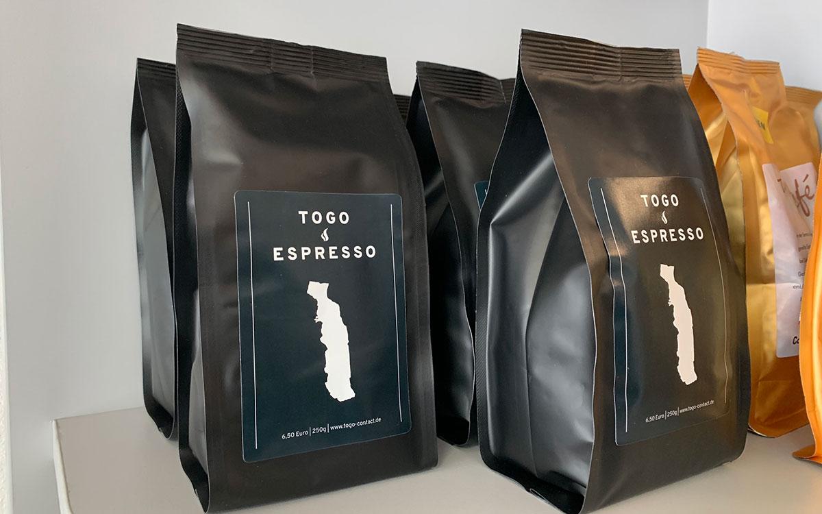 Der neue Togo-Espresso