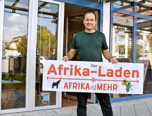 Eröffnung des Afrika-Ladens in Fürstenfeldbruck