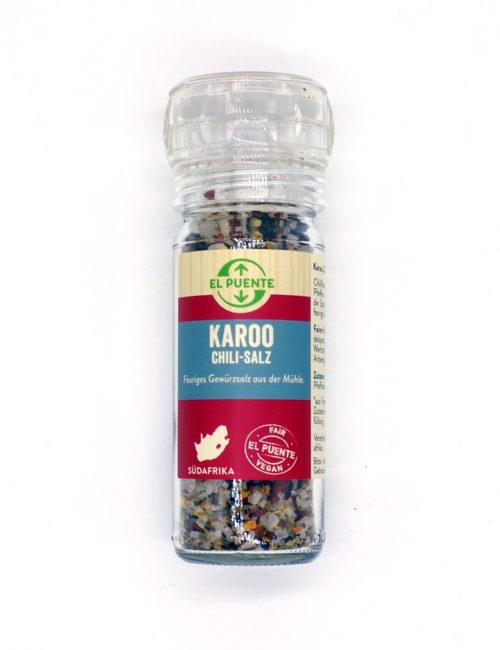Karoo Chili-Salz aus Afrika