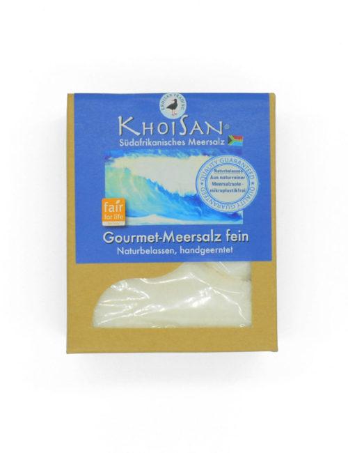 KhoiSan Meersalz fein Nachfüllpackung