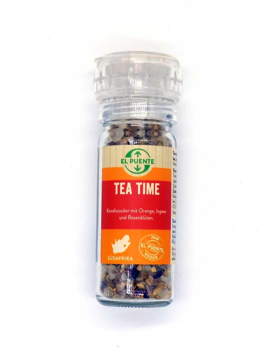 Gewürzmischung Tea-Time aus Afrika