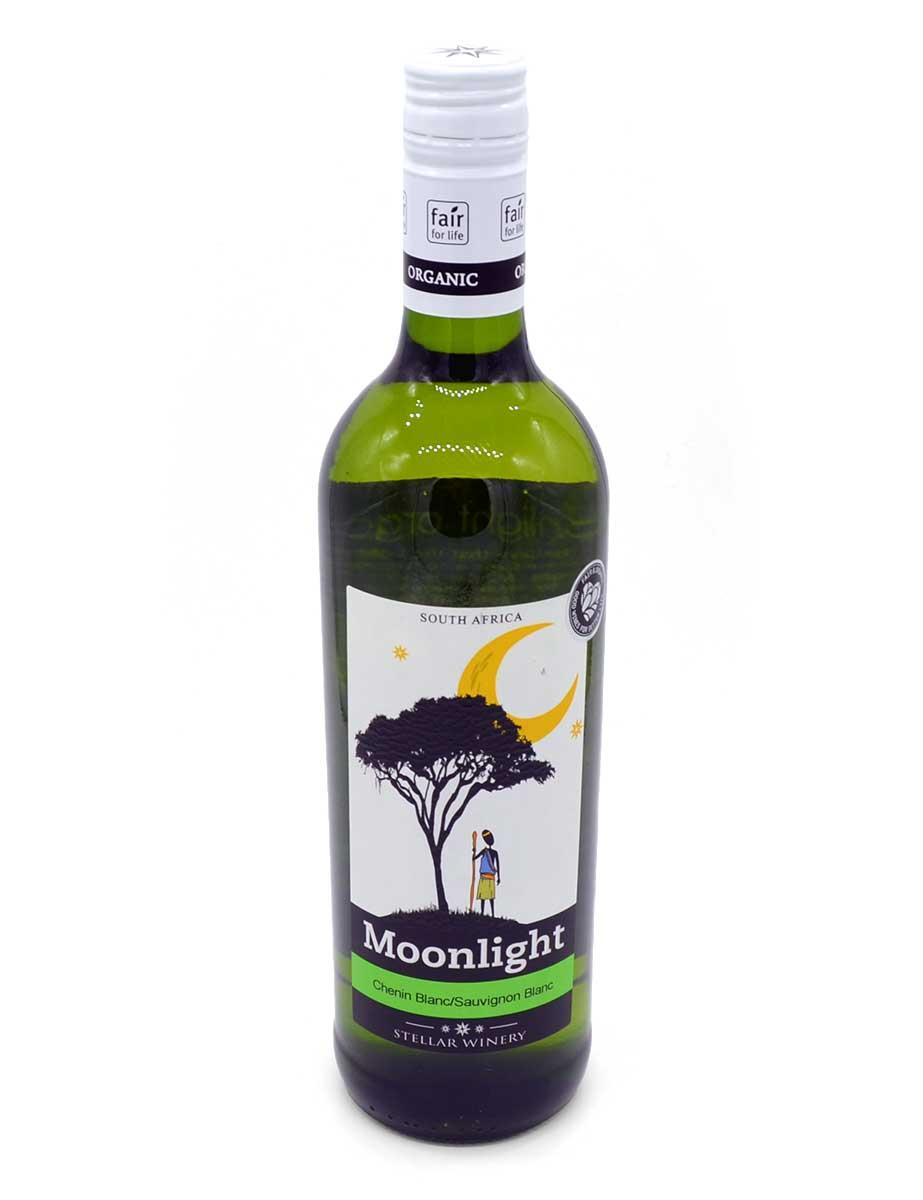 Wein aus Afrika - Weißwein - Chenin-Blanc / Sauvignan-Blanc - Moonlight