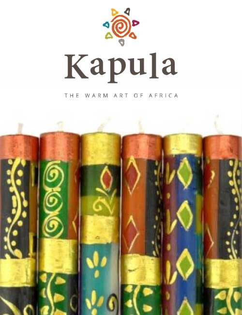 Kapula Stabkerze African Minerals