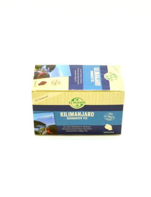 Kilimanjaro-Tee - Schwarzer Tee aus Tansania