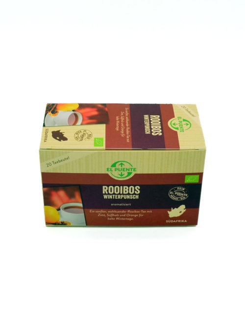 Rooibos Winterpunsch Tee aus Südafrika