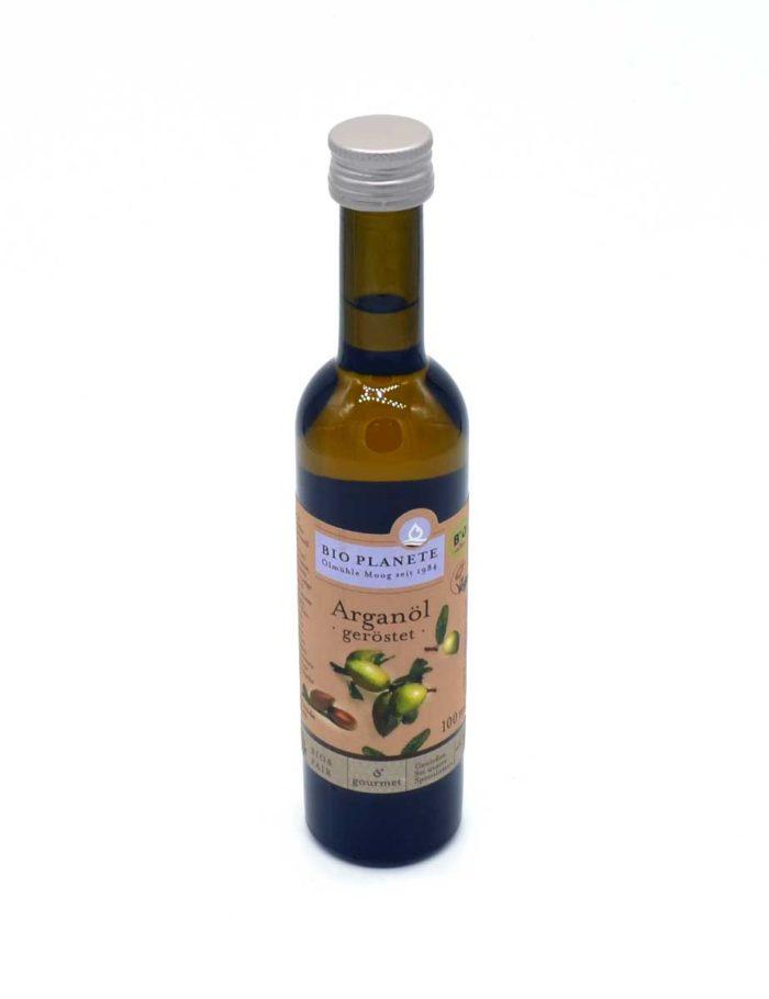 Arganöl auf Afrika, Marokko, geröstet