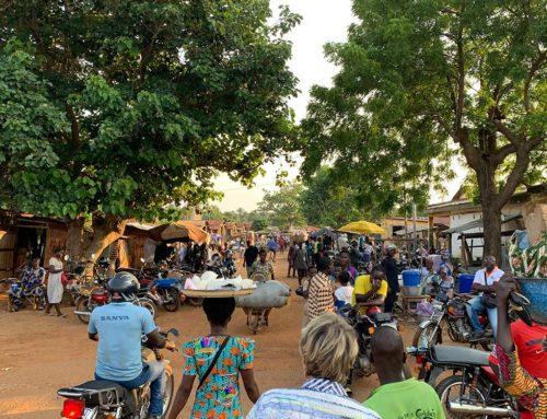 Reisen Sie mit uns nach Togo