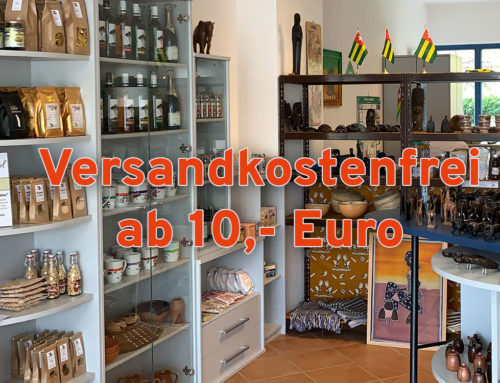 Versandkostenfrei ab 15 Euro – der Laden ist leider geschlossen