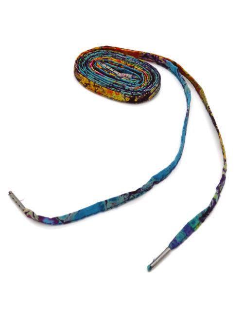 Batik Schnürsenkel - Bunt