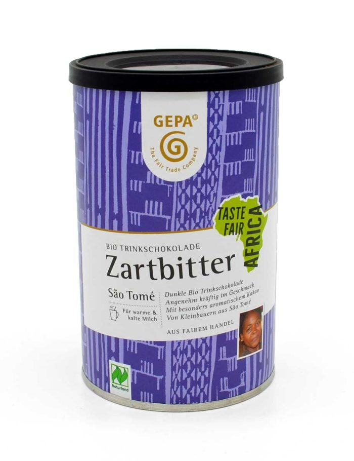 Bio Trinkschokolade - Zartbitter