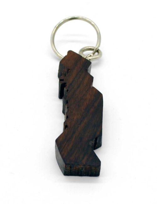 Schlüsselanhänger in der Form von Togo