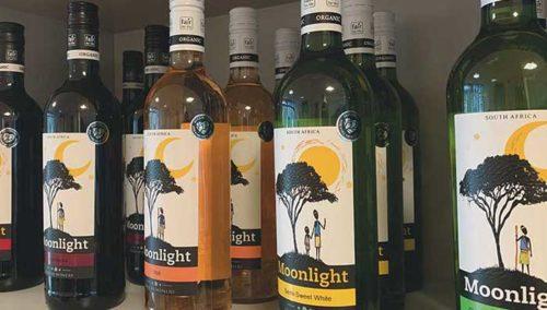 Wein & Sekt aus Südafrika