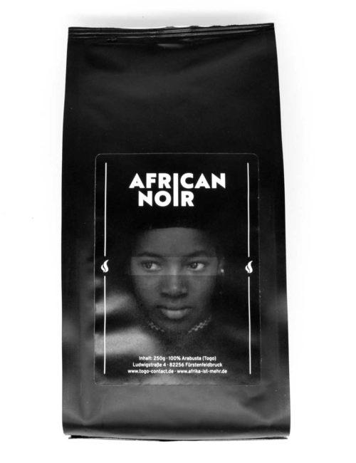 African Noir - Arabust-Kaffee aus Togo