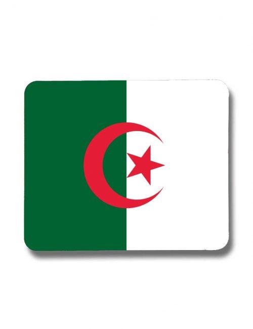 Algerien-Mousepad mit der Fahne von Algerien