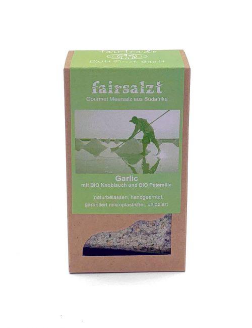 African Herbs - Die fairsalzt Würmischung mit Bio-Knoblauch und Bio-Petersilie von KhoiSan