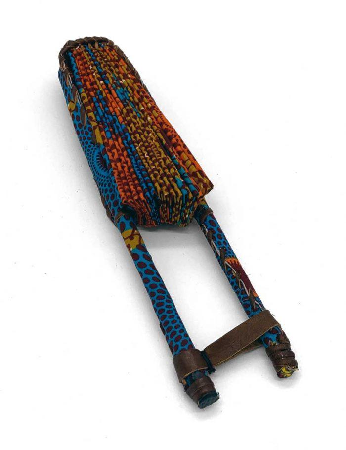 Batik-Fächer - geschlossen