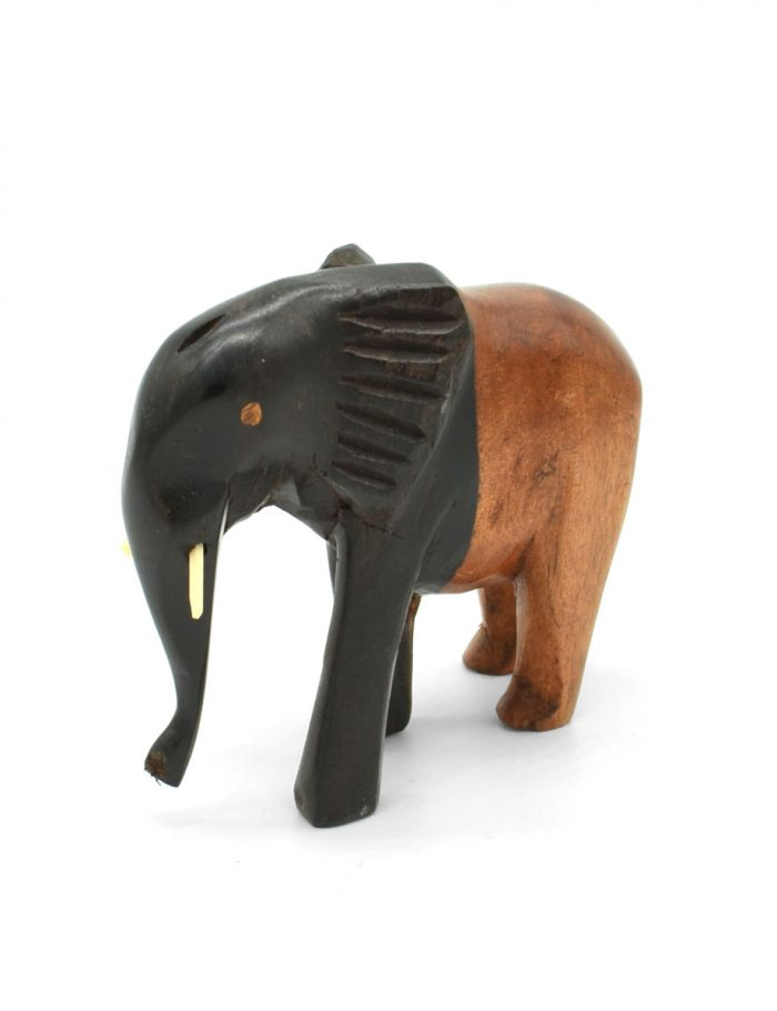 Elefant aus Ebenholz