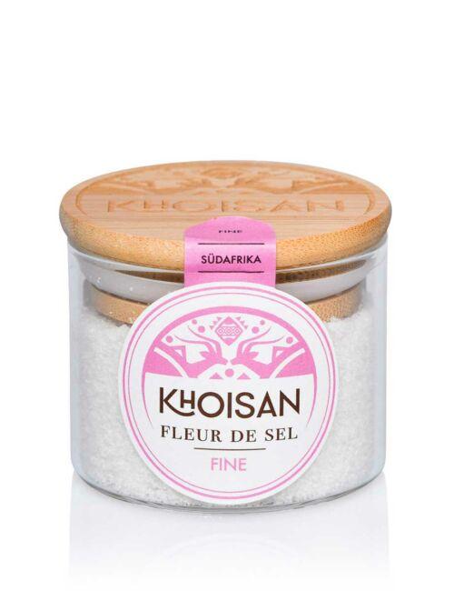 Khoisan Fleur de Sel - Fine im Glas