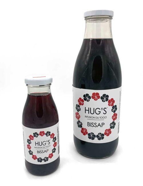HUG'S Bissap - Hibiskus-Saft