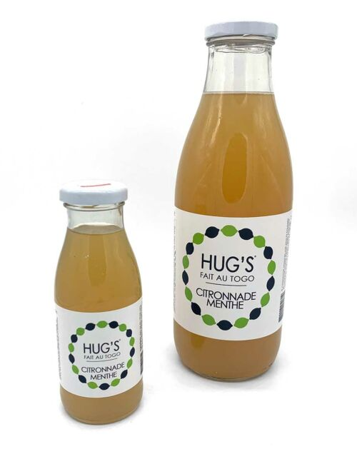 HUG'S Zitronen-Minz-Limonade aus Togo