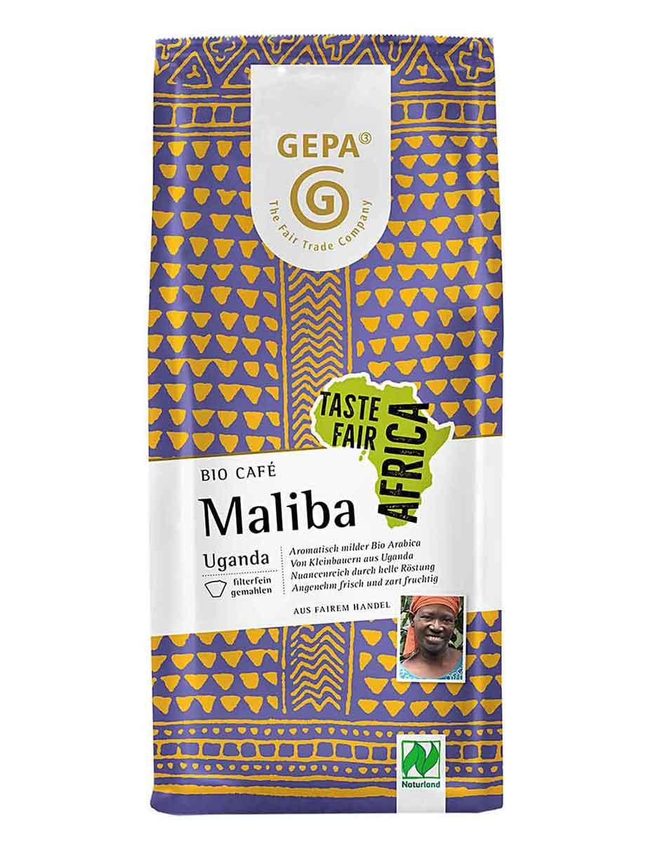 Bio Kaffee Maliba aus Arabica-Bohnen